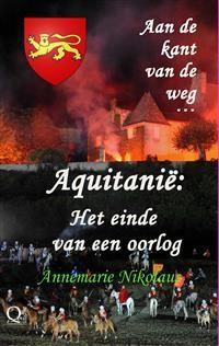 Cover Aquitanië: Het einde van een oorlog