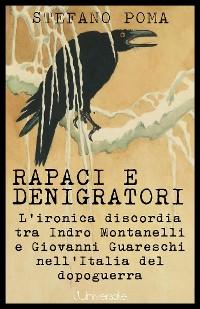 Cover Rapaci e denigratori Stefano Poma