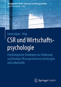 Cover CSR und Wirtschaftspsychologie