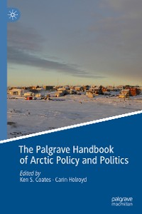 Cover The Palgrave Handbook of Arctic Policy and Politics