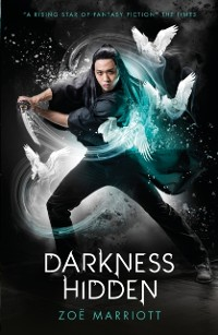 Cover Name of the Blade, Book Two: Darkness Hidden