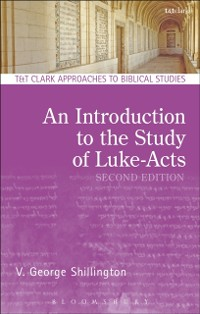 Cover Introduction to the Study of Luke-Acts