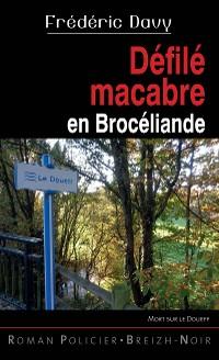 Cover Défilé macabre en Brocéliande