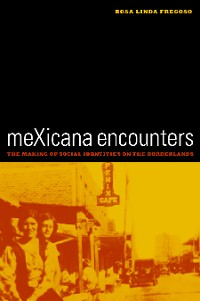 Cover meXicana Encounters