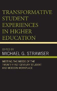 Cover Transformative Student Experiences in Higher Education