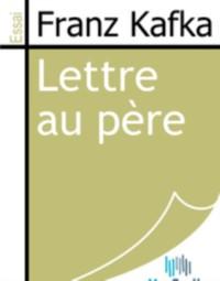 Cover Lettre au pere