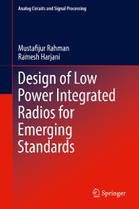 Cover Design of Low Power Integrated Radios for Emerging Standards