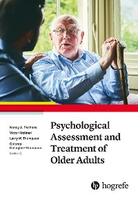 Cover Psychological Assessment and Treatment of Older Adults