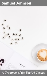 Cover A Grammar of the English Tongue
