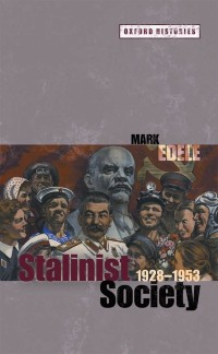 Cover Stalinist Society