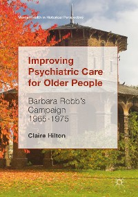 Cover Improving Psychiatric Care for Older People