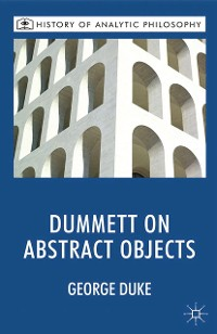 Cover Dummett on Abstract Objects