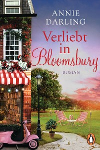 Cover Verliebt in Bloomsbury