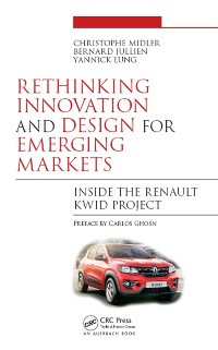 Cover Rethinking Innovation and Design for Emerging Markets