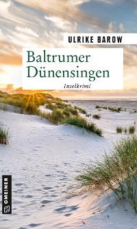 Cover Baltrumer Dünensingen