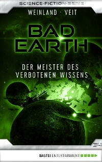 Cover Bad Earth 34 - Science-Fiction-Serie