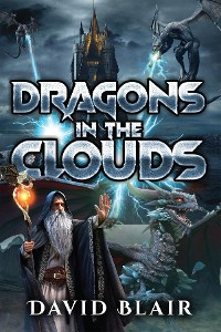 Cover Dragons in the Clouds