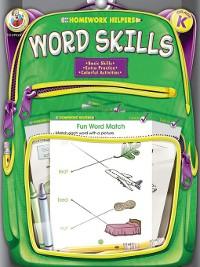 Cover Word Skills, Grade K