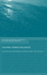 Cover Tourism, Power and Space