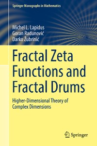 Cover Fractal Zeta Functions and Fractal Drums