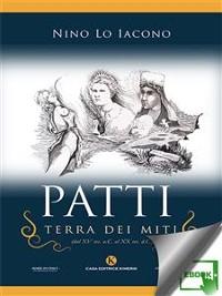 Cover Patti, terra dei miti