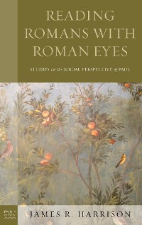 Cover Reading Romans with Roman Eyes