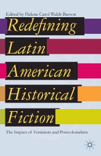 Cover Redefining Latin American Historical Fiction