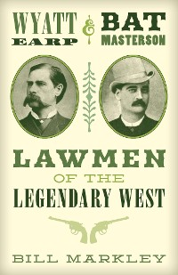 Cover Wyatt Earp and Bat Masterson