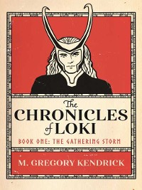 Cover The Chronicles of Loki, Book 1