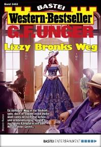 Cover G. F. Unger Western-Bestseller 2463 - Western