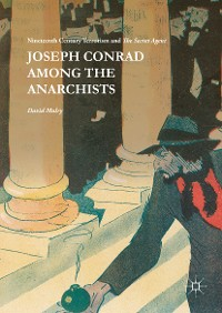 Cover Joseph Conrad Among the Anarchists