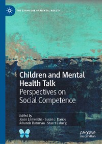 Cover Children and Mental Health Talk