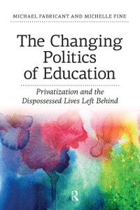 Cover Changing Politics of Education