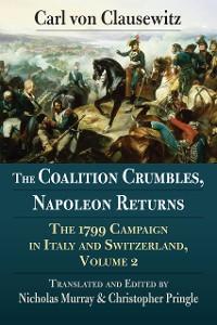 Cover The Coalition Crumbles, Napoleon Returns