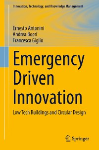 Cover Emergency Driven Innovation