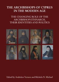 Cover Archbishops of Cyprus in the Modern Age
