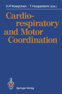 Cover Cardiorespiratory and Motor Coordination