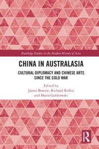 Cover China in Australasia