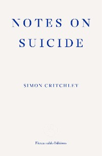 Cover Notes on Suicide