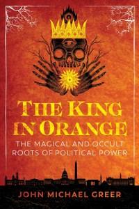 Cover King in Orange