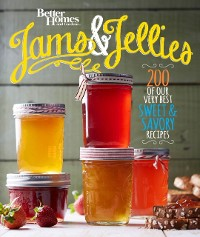 Cover Better Homes and Gardens Jams and Jellies