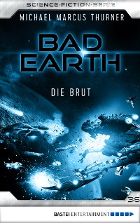 Cover Bad Earth 36 - Science-Fiction-Serie