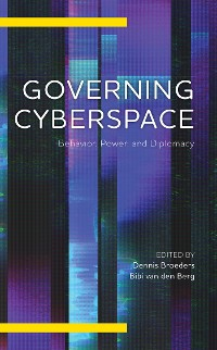 Cover Governing Cyberspace