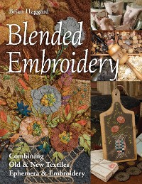 Cover Blended Embroidery