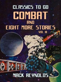 Cover Combat and eight  more stories Vol III