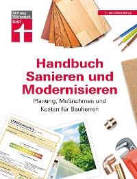 Cover Handbuch Sanieren und Modernisieren