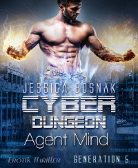 Cover Cyber Dungeon - Agent Mind