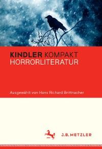 Cover Kindler Kompakt: Horrorliteratur
