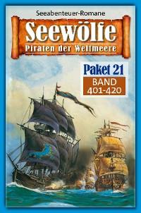 Cover Seewölfe Paket 21