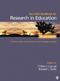 Cover The SAGE Handbook for Research in Education
